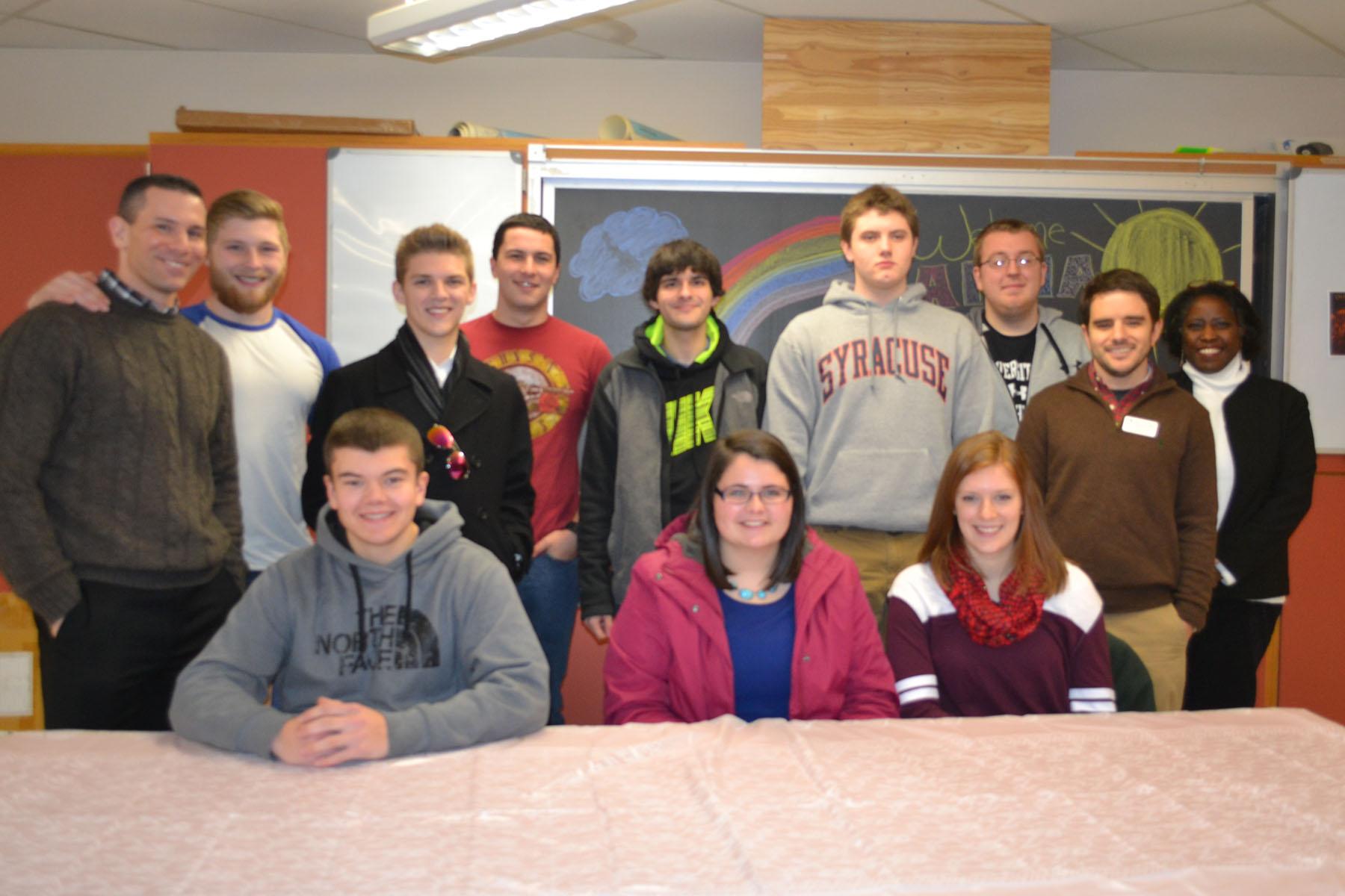 Murdock alumni 2015
