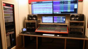 MWCC Media Arts and Technology Studio 4