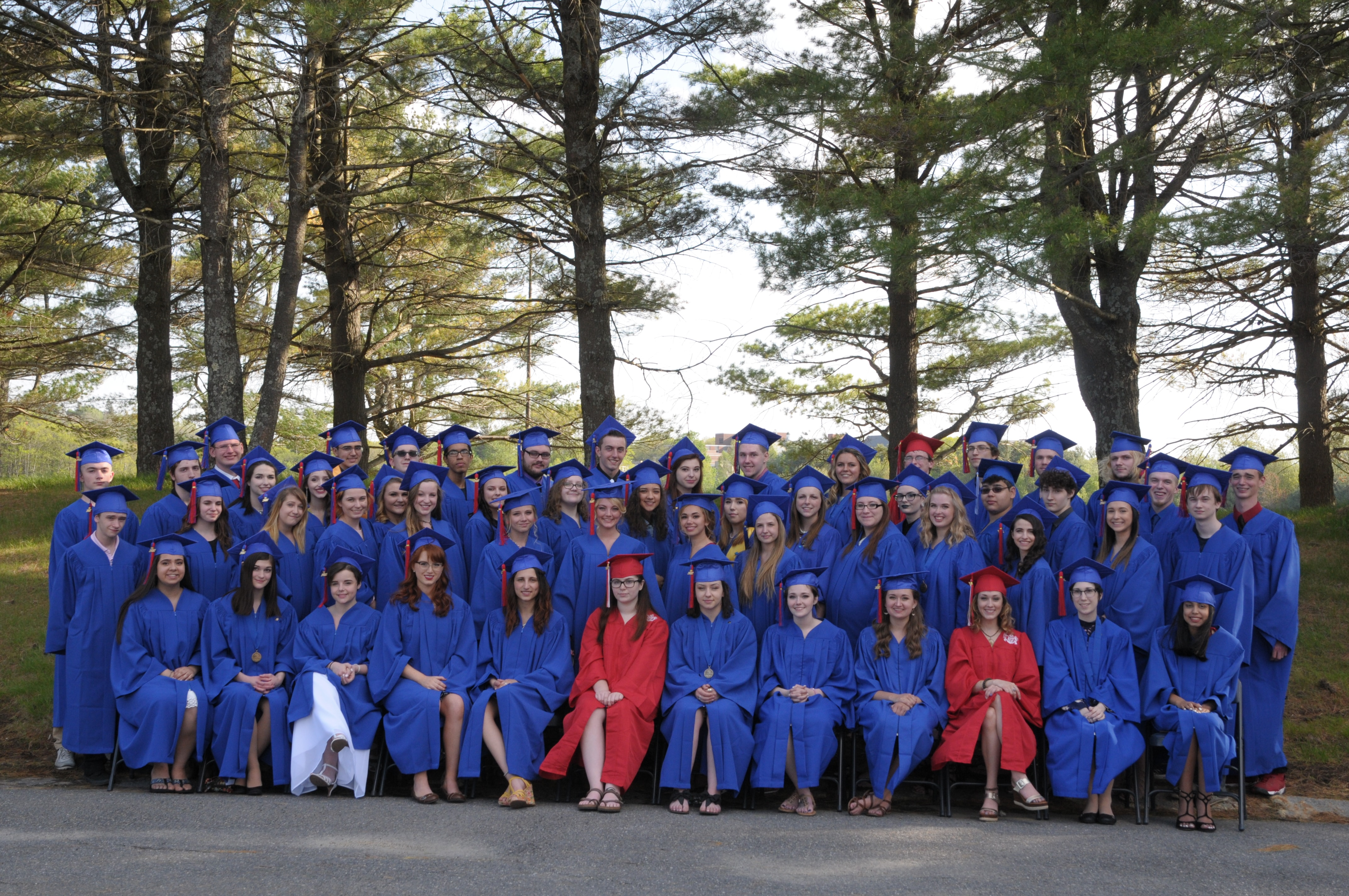 2017 MWCC Early College Graduates