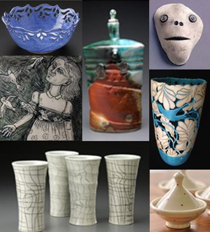 Ceramics Collage