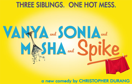 Theatre at the Mount - Vanya and Sonia and Masha and Spike
