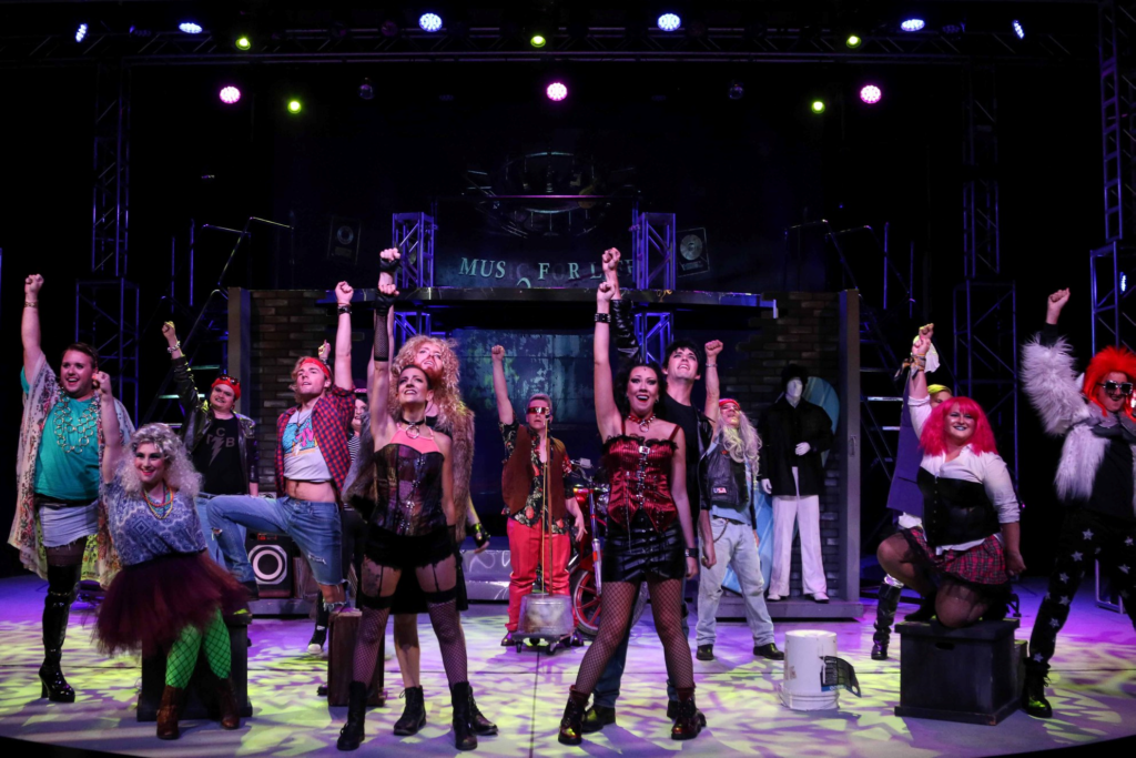 Photo of We Will Rock You Performance at Theatre at the Mount