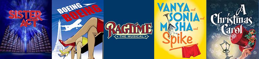 2017 Show Logos