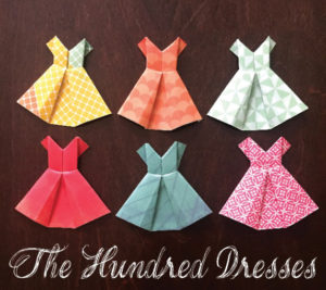 The Hundred Dresses Logo