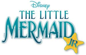 The Little Mermaid, Jr. Logo