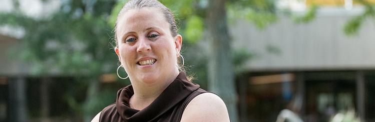 MWCC Adult Basic Education Student Charlotte Waitkus