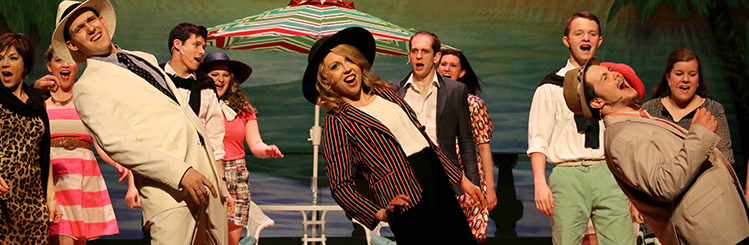 A Scene from Dirty Rotten Scoundrels