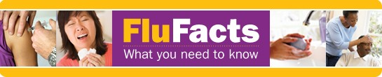 Flu Facts - What you need to know Banner
