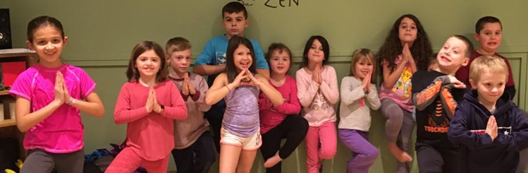 Mount Fitness Kids Yoga