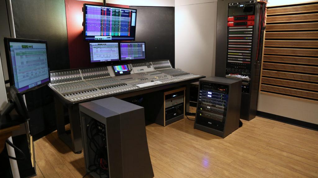 Media Arts & Technology - Audio Studio