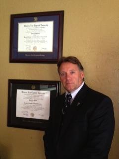 MWCC Criminal Justice Professor Michael Stevens
