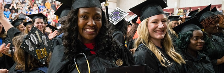MWCC Nursing Graduates
