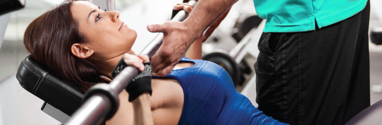 Personal Training at MWCC Fitness and Wellness Center