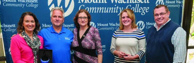 MWCC and Members from Habitat for Humanity NCM Restore
