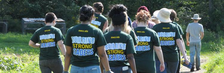 MWCC Leadership Academy Students