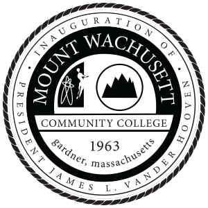 MWCC Inauguration Seal [Inauguration of President James L. Vander Hooven]