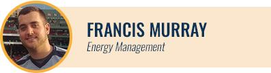 [headshot] Francis Murray, Energy Management