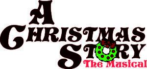 A Christmas Story Show Logo