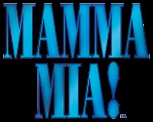 Mamma Mia! Show Logo