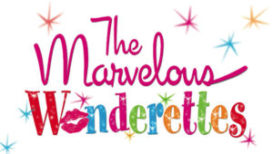Marvelous Wondrettes Show Logo