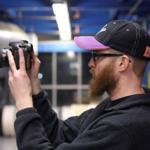 Photo of Guthrie Hartford filmmaker