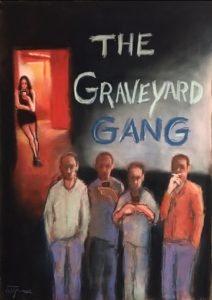 Photo of the Movie Poster for The Graveyard Gang