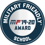 Military Friendly Designation 2019-2020