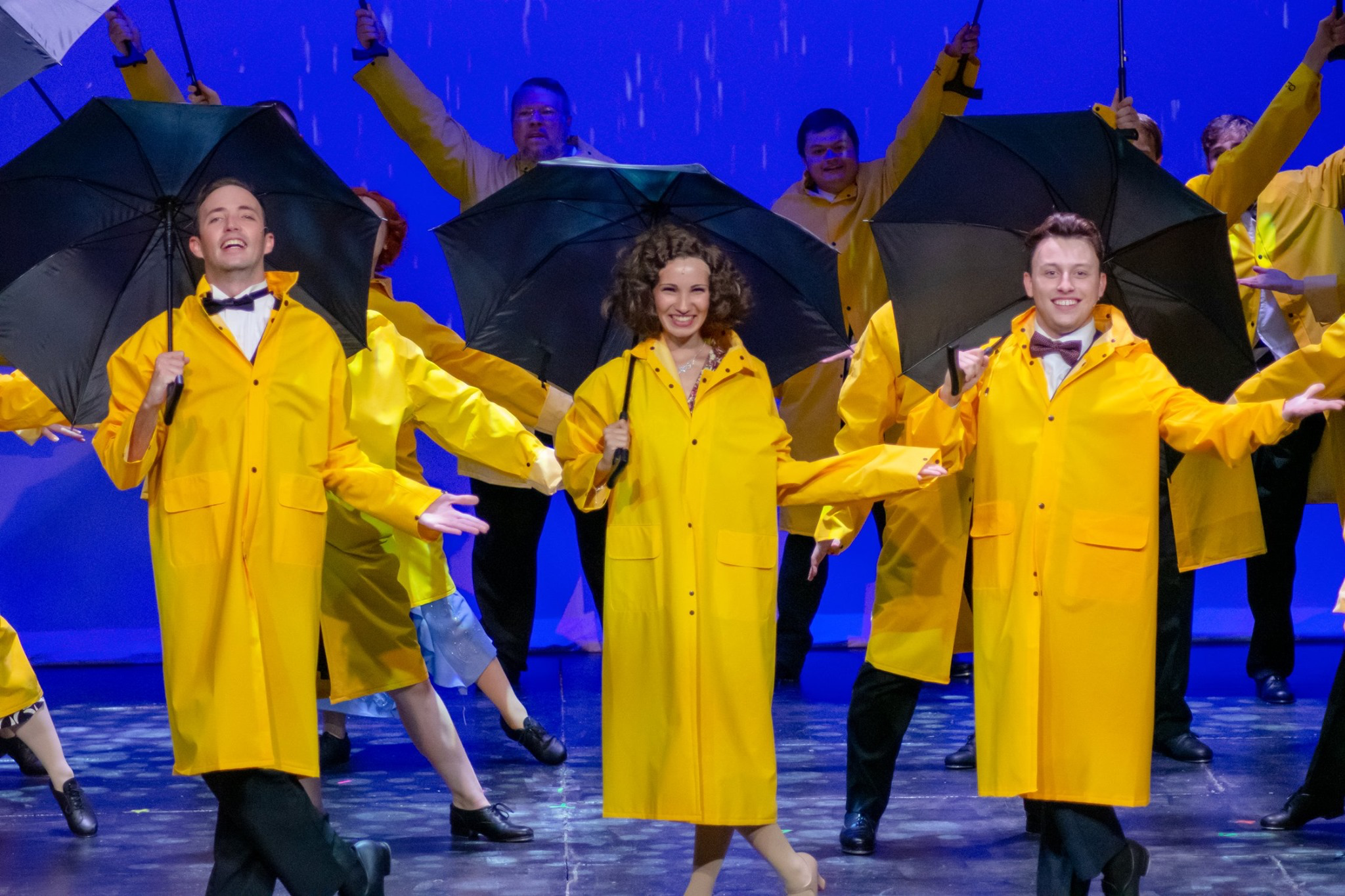 Photo of Sining' in the Rain Performance at Theatre at the Mount