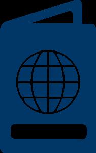 passport book icon