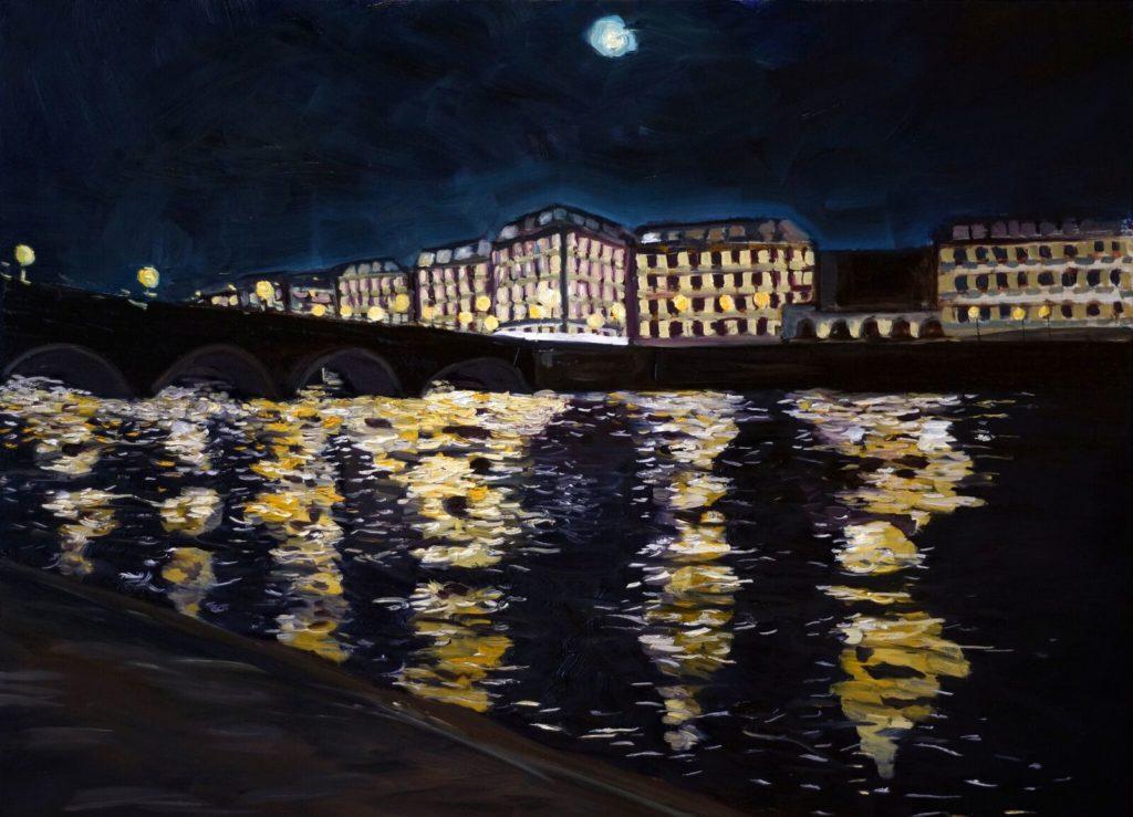 The Seine at Night