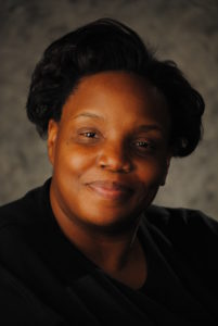 MWCC Associate Professor Candace Shivers