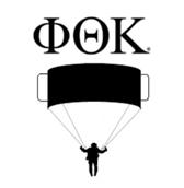 PTK Parachute Team Logo