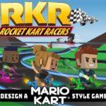 Rocket Cart Racers Summer Course