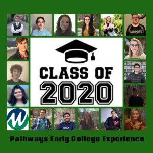 Pathways Class of 2020