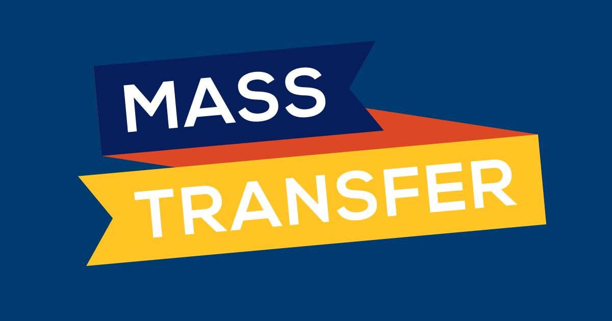 Mass Transfer Logo