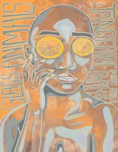 Bethany Chase, Album Mock-up II, 2020, digital, 12x16in