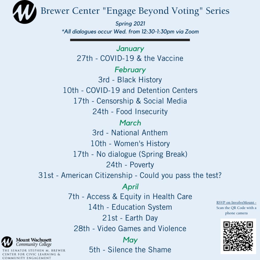 2020 Spring Dialogues Brewer Center