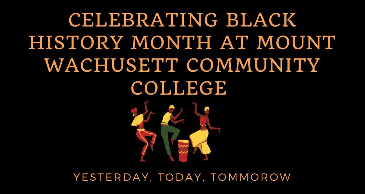Black History Month 2021 header