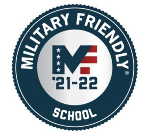 Military Friendly School 2021-2022