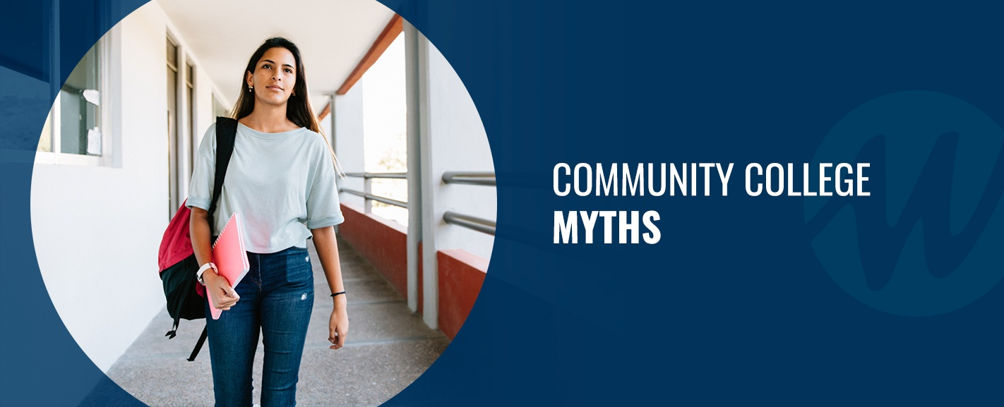 Community College Myths