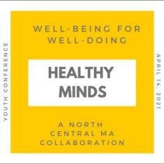 Healthy Minds Event April 14 2021
