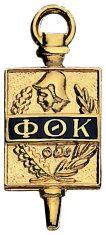 PTK Honor Society Key Logo