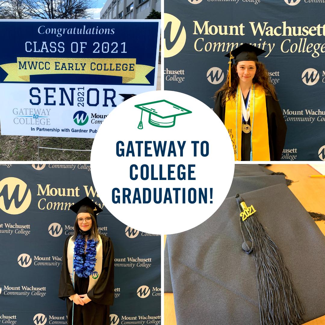 Gateway to College 2021 Graduation