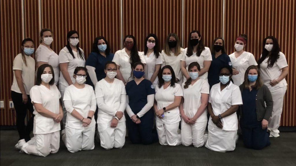 MWCC Nursing Day Grads 2021