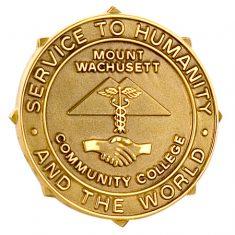 MWCC Nursing Pin