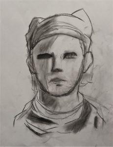 Noah Uphold 2, Drawing 1
