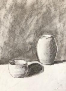 Tom Kokernak 1, Drawing 1