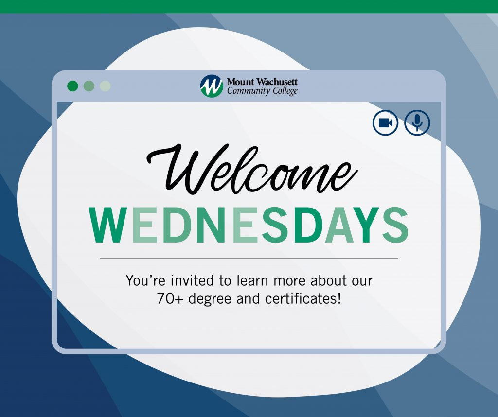 Welcome Wednesdays