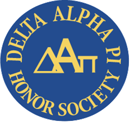 delta alpha pi logo