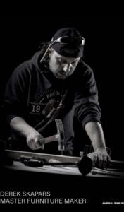 Derek Skapars Master Furniture Maker